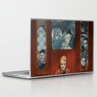 halloween Laptop & iPad Skins featuring Halloween by Steven P Hughes