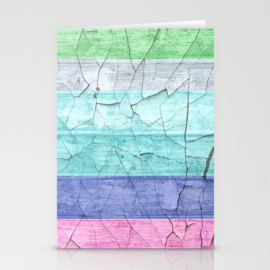 BEACH WOOD Stationery Cards