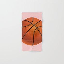 Basketball Ball Hand & Bath Towel