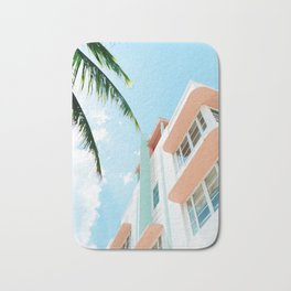 Miami Fresh Summer Day Bath Mat