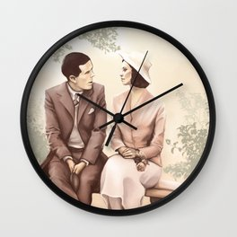 Oh, rather! Wall Clock