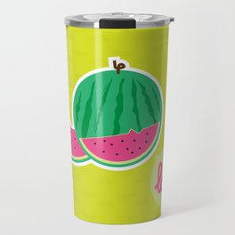 Watermelon - CosmoLOL!icious Travel Mug
