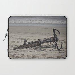 Lost Bicycle Laptop Sleeve