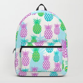Tropical pineapples Backpack