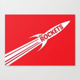 The Rockets Canvas Print