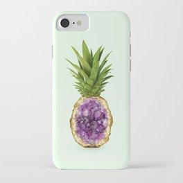 PINEAPPLE QUARTZ iPhone Case