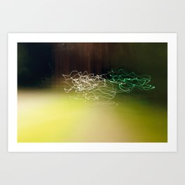 Event 5 Art Print