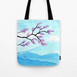 A Single Branch Tote Bag