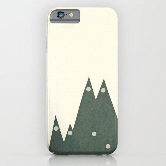 Moonlit Peaks iPhone & iPod Case