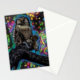 Owly friend Stationery Cards