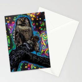 Owly friend Stationery Cards