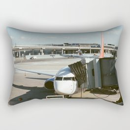 Airports and Planes Rectangular Pillow