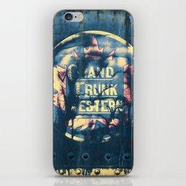 Grand Trunk Western iPhone Skin