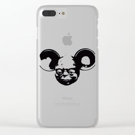 Yoda Mouse Clear iPhone Case