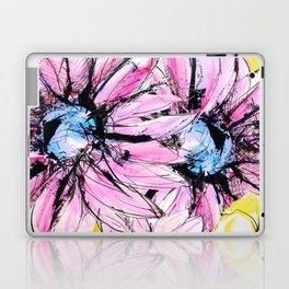 Daisy flower Laptop & iPad Skin
