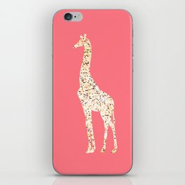 The Many Spotted Giraffe iPhone Skin