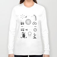 ouat Long Sleeve T-shirts featuring OUAT - A Savior by Redel Bautista