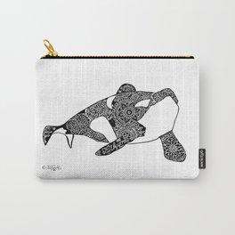 Tilikum - the Orca Carry-All Pouch