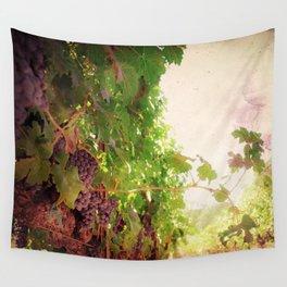 Vineyard Vines II Wall Tapestry