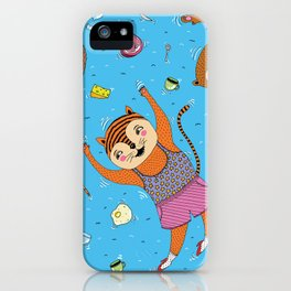 Sea Of Food iPhone Case