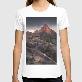 Rocky Peak T-shirt