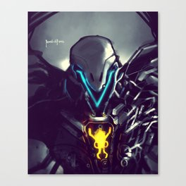 Fallen Guardian Ultima Canvas Print