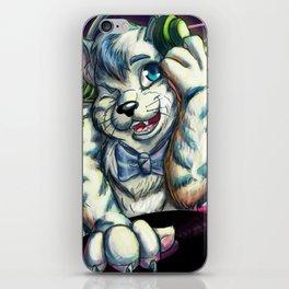 Tiger Beats iPhone Skin
