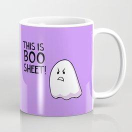 Grumpy Ghost Coffee Mug