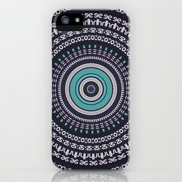 TextMe inverse iPhone Case