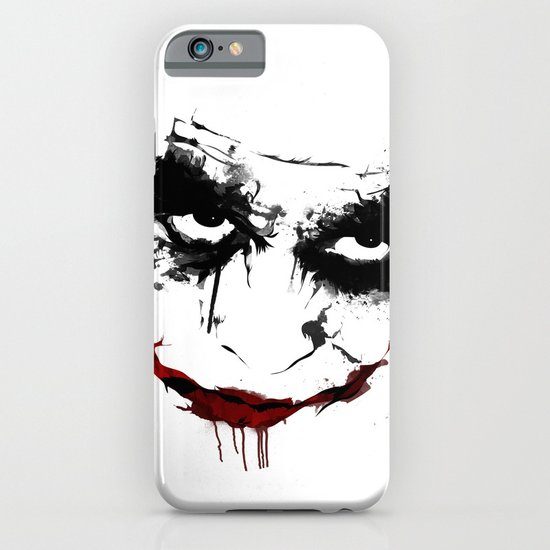 Why so serious? iPhone & iPod Case