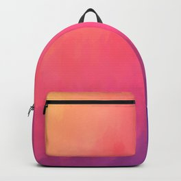 Watercolors Fun III Backpack