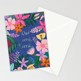 Qué será, será... Stationery Cards