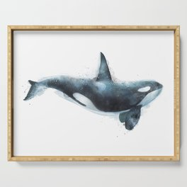 Orca Serving Tray
