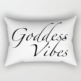 Goddess Vibes Rectangular Pillow