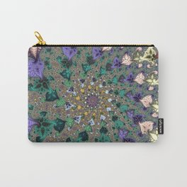 Fractal Paisleys Carry-All Pouch