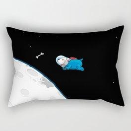 Spacedoggy Rectangular Pillow