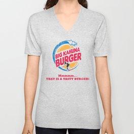 Big Kahuna Burger Unisex V-Neck