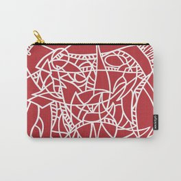 Bushel of Crabs (RED) Carry-All Pouch