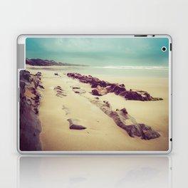 Blue Ocean Path Laptop & iPad Skin