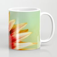 sunflower Mugs featuring Sunflower by Wood-n-Images