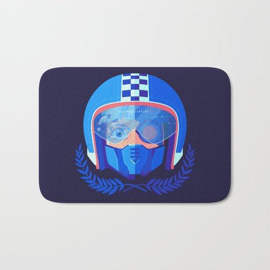 Lightspeed Racer Bath Mat