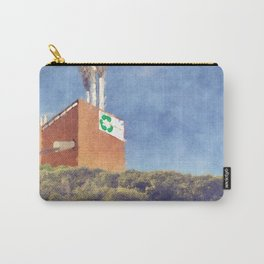 Community Recycling Carry-All Pouch