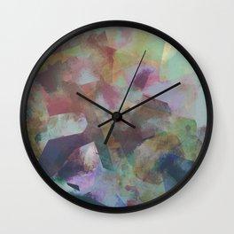 Camouflage XV Wall Clock