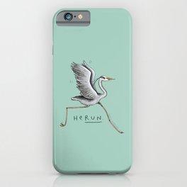 HeRUN iPhone Case