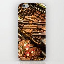 Chocolate Heaven, Barcelona iPhone Skin