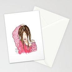 El'Lee Fashion Illustration Stationery Cards
