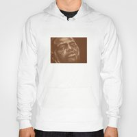 chad wys Hoodies featuring round 8..chad dawson by noblackcolor