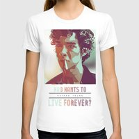 forever young T-shirts featuring Forever Young by InariRaith