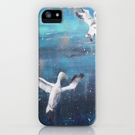 Cleared for Landing iPhone Case