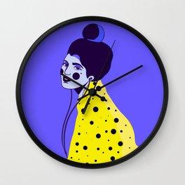 Woman of 2017 Wall Clock